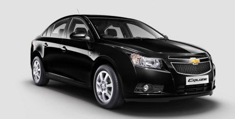 Chevrolet Cruze / LPG