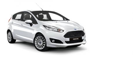 Ford Fiesta EcoFlex